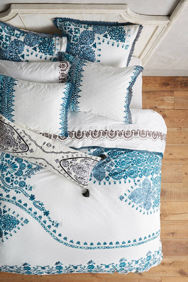 Anthropologie Anthropologie Oakbrook Duvet