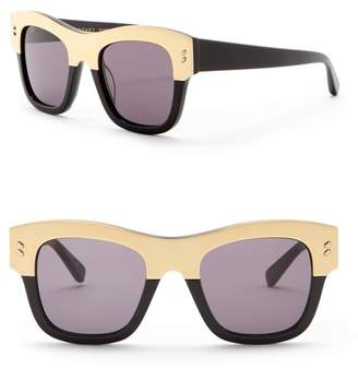 Stella McCartney 49mm Square Sunglasses