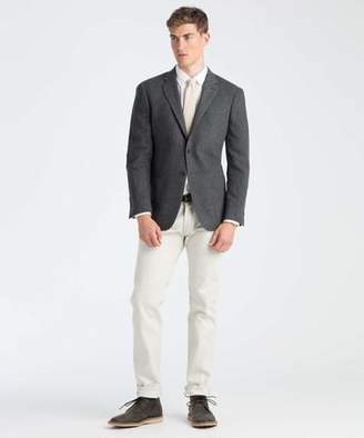 Todd Snyder White Label The Mayfair White Label Sportcoat in Charcoal Herringbone