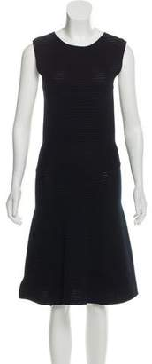 Rebecca Minkoff Sleeveless Open Knit Dress