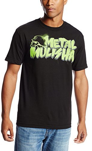 Metal Mulisha Men's Brush T-Shirt