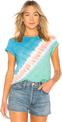 RE/DONE Tie Dye Classic Tee