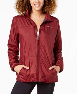 Columbia Reversible Fleece-Lined Jacket, Created for Macy's