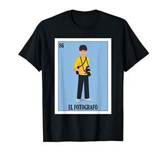 Regalo Loteria Shirts - El Fotografo T Shirt Fotografo