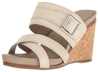 Hush Puppies Women's Finola Montie Wedge Sandal