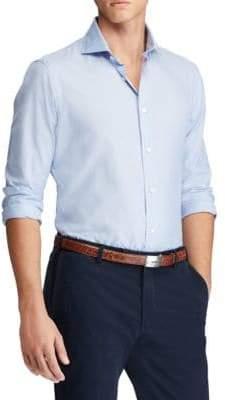 Polo Ralph Lauren Classic-Fit Cotton Sport Shirt