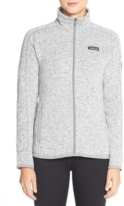 Patagonia 'Better Sweater' Jacket $139 thestylecure.com