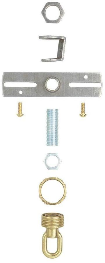 Westinghouse Antique Brass Screw Collar Loop Kit