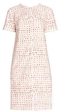 Marni Women's Polka Dot Shift Dress