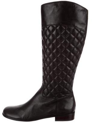 Corso Como San Angelo Quilted Boots