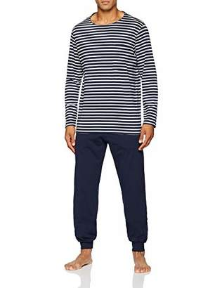 Seidensticker Men's Anzug Lang Pyjama Sets,(Size: 052)
