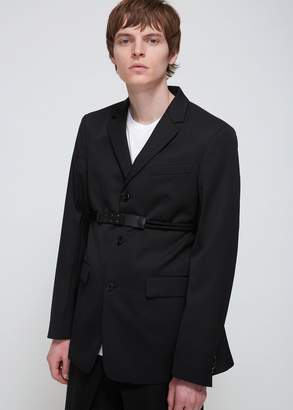 Jil Sander Prisca 3-button Suit Jacket