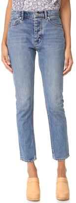 La Vie Rebecca Taylor Beatrice Jeans $195 thestylecure.com
