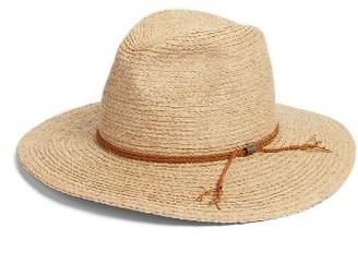 Women's Brixton Sandoz Straw Hat - Beige $88 thestylecure.com