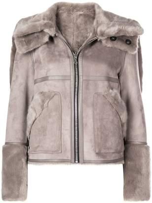 Urban Code Urbancode faux shearling reversible jacket