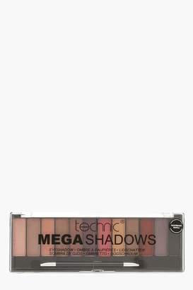 boohoo Technic Mega Shadows Eyeshadow Palette