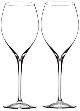 Waterford Wedgwood Elegance Shiraz Wine Glass Pair