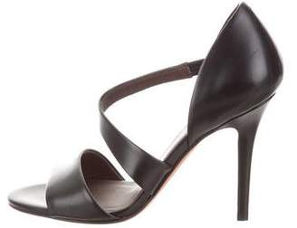 Bruno Magli Leather High-Heel Pumps