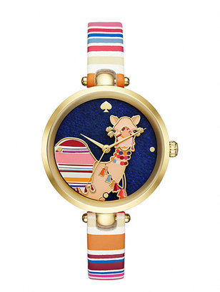 Camel holland watch $225 thestylecure.com