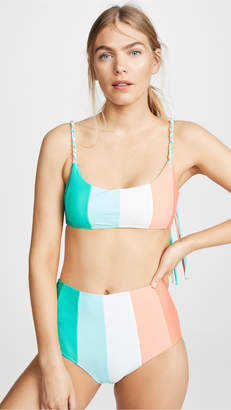 Paper London Sunshine Bahama Mama Bikini Top