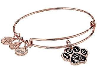 Alex and Ani Words are Powerful - Love At First Sight Bangle