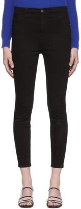 Frame Black Ali High Rise Skinny Jeans