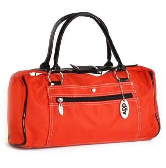 dav Small East West Waterproof Nylon Handbag