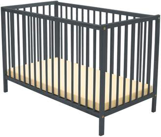 Grapi Cot Bed (Anthracite)