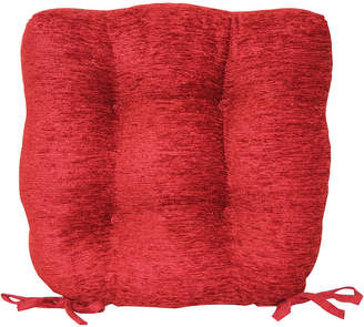 Asstd National Brand Chenille Chair Cushion