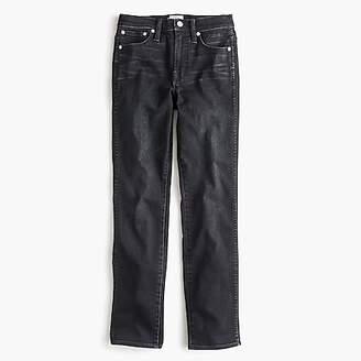 J.Crew Vintage straight jean in worn black wash
