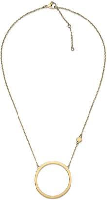Tommy Hilfiger Gold Crystal Necklace