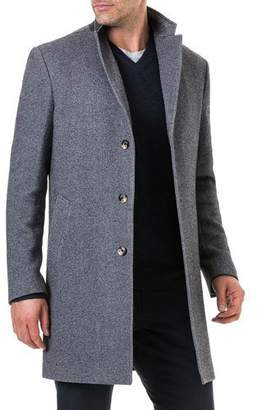 Rodd & Gunn Men's Calton Hill Wool-Cotton Coat