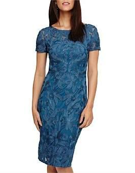 Phase Eight Indra Tapework Dress