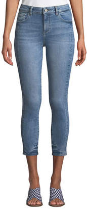 DL1961 Premium Denim Florence Instasculpt Cropped Skinny Jeans