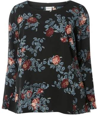 Junarose Womens **Juna Rose Multi Floral Print Tunic