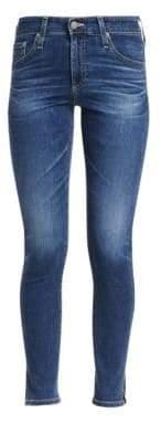 AG Jeans Farrah Ankle Skinny Jeans