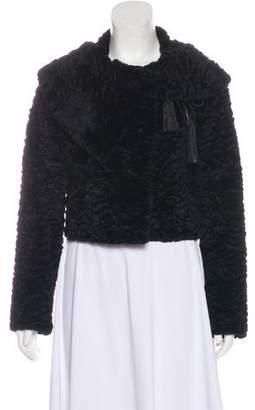 Luisa Spagnoli Fur Jacket