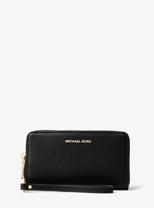 MICHAEL Michael Kors Jet Set Travel Large Smartphone Wristlet