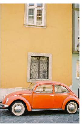 Pottery Barn Red Car By Justine Milton