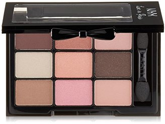 Nyx Cosmetics Love In Paris Eye Shadow Palette, Let Them Eat Cake, 0.028 Ounce $19.99 thestylecure.com