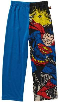 Superman Boys' Licensed Jersey Sleep Pants, Available in 9 Graphics