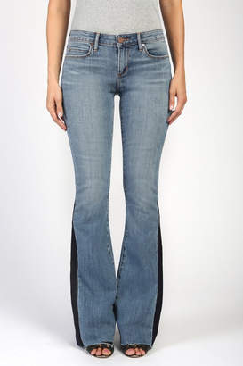 Articles of Society Contrast Flare Jeans