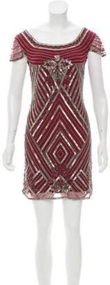Baker & Taylor Walter Baker Taylor Embellished Dress w/ Tags