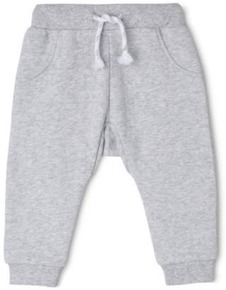 Sprout NEW Boys Essential Trackpant - Grey Marle