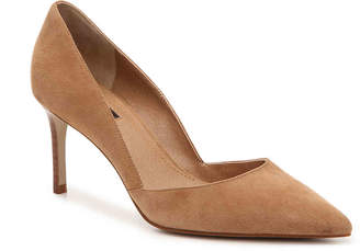 Women's Phillipa Pump -Cognac $89 thestylecure.com