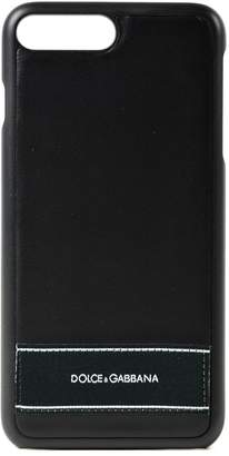 Dolce & Gabbana Logo Panel Iphone 7 Plus Case