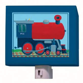 Oopsy Daisy Fine Art For Kids Train Engine Night Light