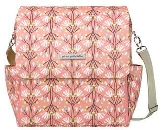 Petunia Pickle Bottom Abundance Boxy Backpack Diaper Bag