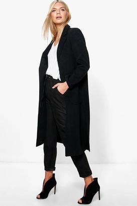 boohoo Esme Duster Robe Coat