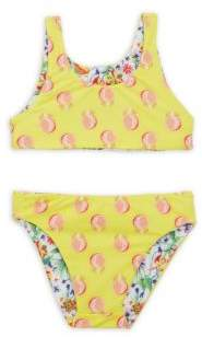 Little Girl's Erin Two-Piece Watermelon Printed Swimsuit $51 thestylecure.com